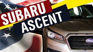 Subaru Ascent 2019: Обзор. Тест драйв. Авто из США