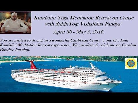 Meditation at Carnival Cruise - Part 1.