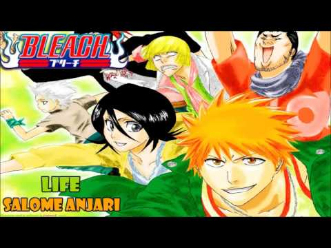 Life (Bleach ending 5) cover latino by Salome Anjari