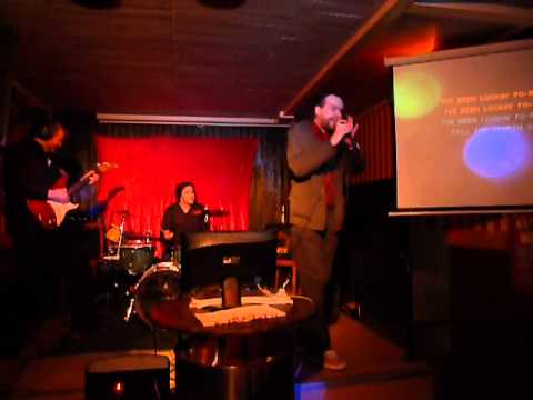 Karaoke mit Live-Band 14.12.2012 - Looking For Freedom