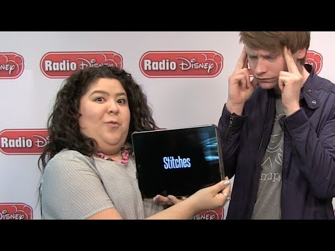 Raini Rodriguez and Calum Worthy - Top Songs of 2015 Charades | Radio Disney