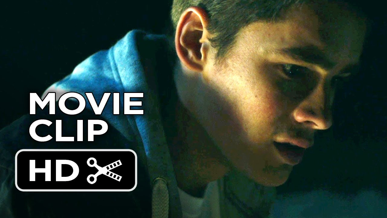 the signal movie clip haley 2014 brenton thwaites