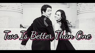 Tessa and Scott- Two Is Better Than One