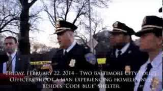 The Shooting of Clarence Barry by Baltimore Police