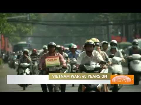 THE HEAT - a CCTV America talk program: Looking back at Viet