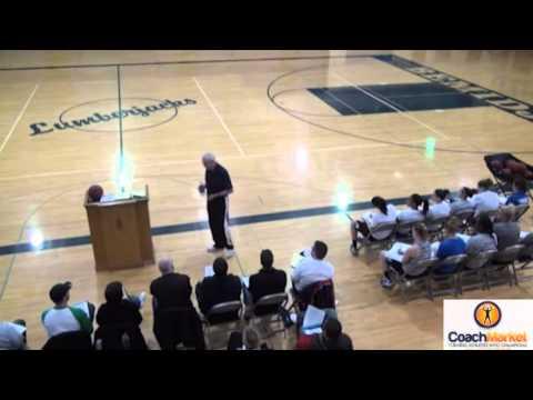 Jerry Krause Coaching Philosophy  www.coachmarket.net  Video Youtube