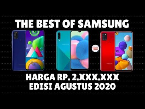 10 HP SAMSUNG HARGA 2 JUTAAN TERBAIK 2020 – HARGA TERBARU DAN SPESIFIKASI LENGKAP.