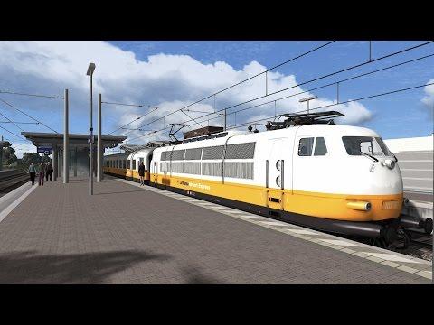 LET`S PLAY Train Simulator 2016   Lufthansa Airport Express