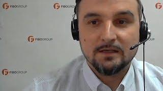 Ярослав Голобор. Обзор рынков FIBO Group 18 декабря 2017 г.