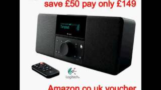 Logitech Squeezebox Boom voucher save £50