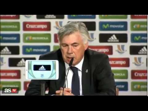 Ancelotti: Di María is a Real Madrid player and I use him as I think he should be used