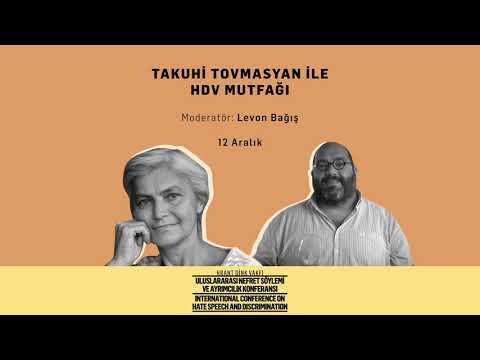 Takuhi Tovmasyan ile HDV Mutfağı feat. Levon Bağış
