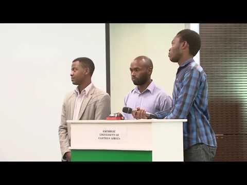 UQC Semi finals - Africa Nazarene Vs CUEA - Round 3 & 4