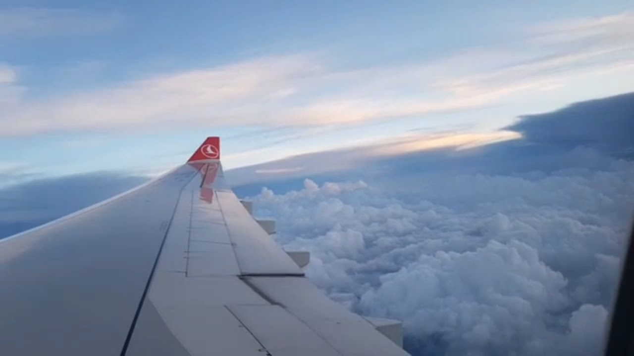 Travelling Turkish airline vlog/ Italy to Turkey / Turkey to Bangladesh.