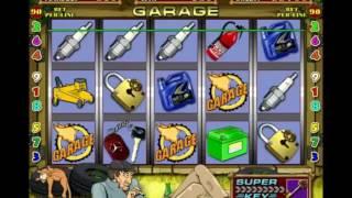 видео Игровой автомат Garage от компании Igrosoft