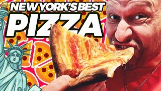 Top 7 BEST Pizza Places in New York You Should Try!