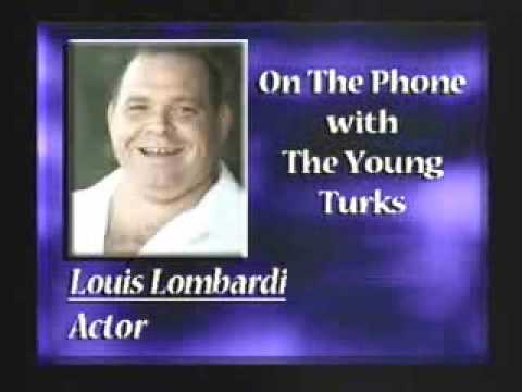 TYT s Louis Lombardi from The Sopranos