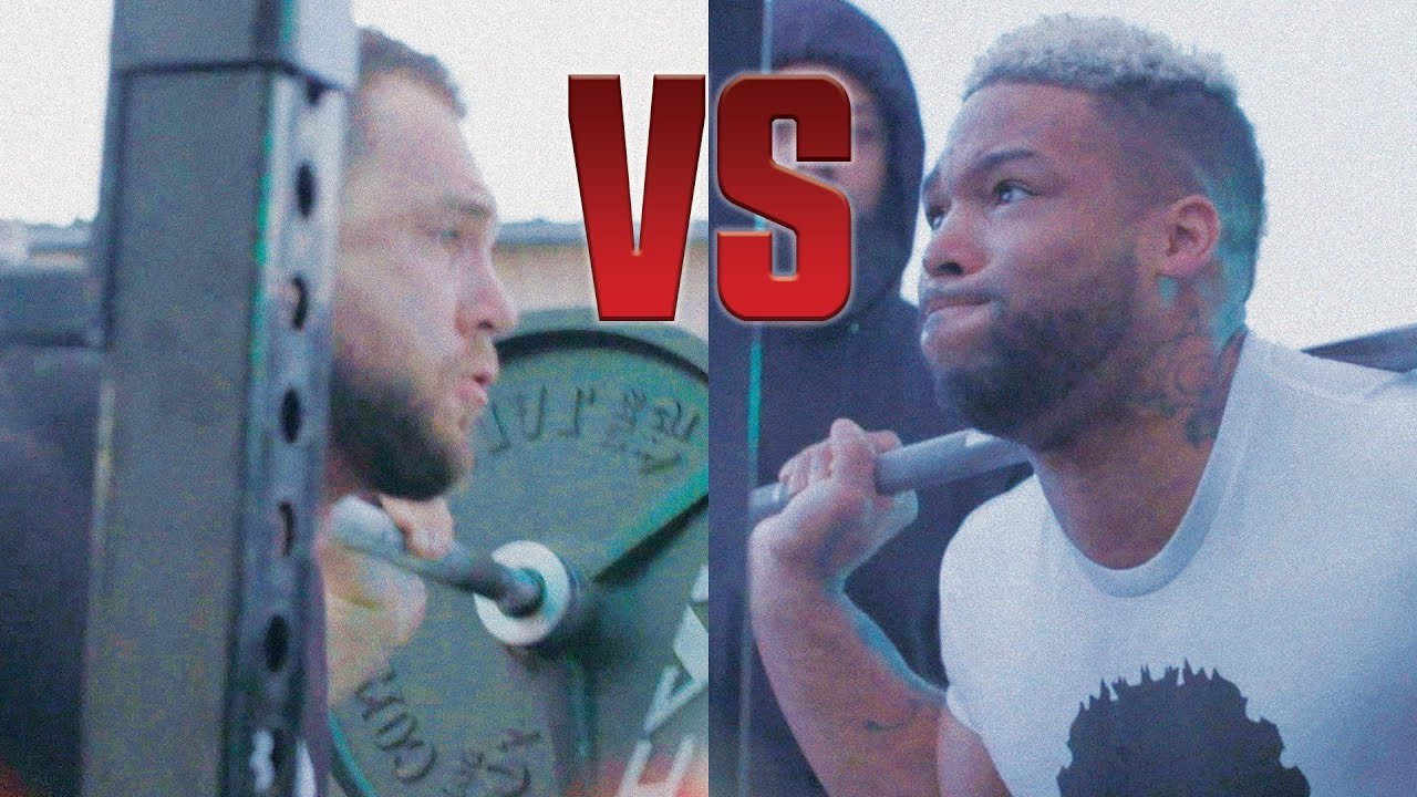 Download Strength Wars: The Movie - CLIP | Anabolic Horse Vs Terron Beckham