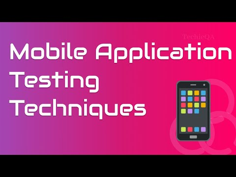 Learn Mobile Application Testing From Scratch