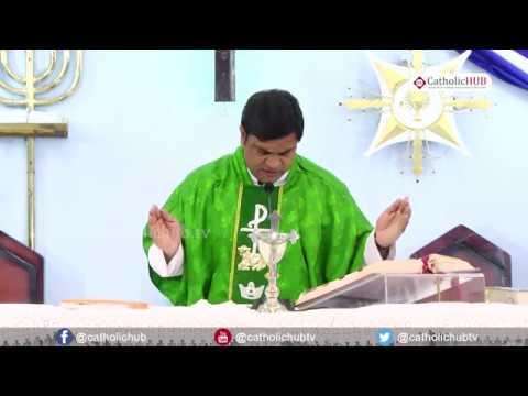 English Mass @ St. Joseph's Church Bollaram, Alwal, Hyderabad, Telangana, INDIA. 13-2-19