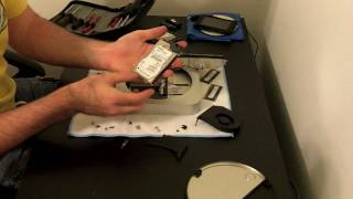 Mac mini (Unibody, Spring 2010) Hard Drive Replacement How To