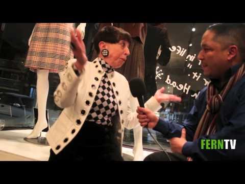 FERNTV interview with Susan Claassen of A Conversation With Edith Head
