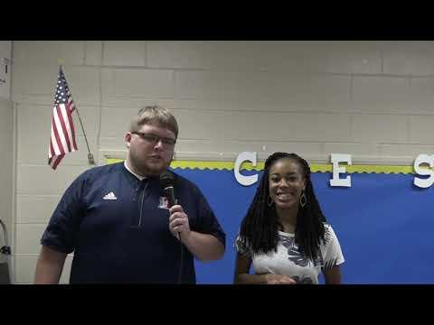 Principal's Corner: Toombs Central Elementary School Principal Destiny Levant (August 2020)