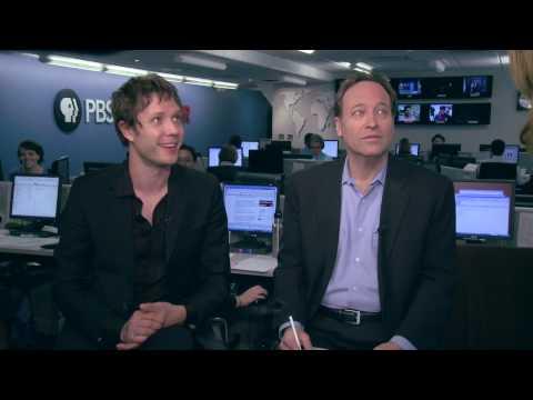 OK Go's Damian Kulash Fixes a Studio Light