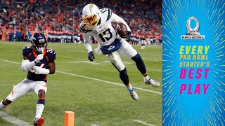 Download Every 2020 Pro Bowl Starter's Best Play! Mp3 and Videos