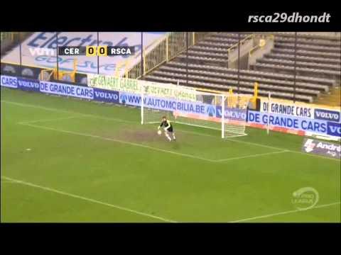Speeldag 13: Cercle Brugge 1-0 Anderlecht