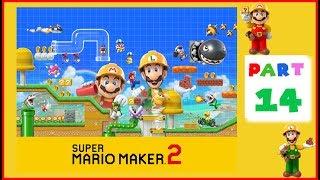 Super Mario Maker 2 - Story Mode (Final Part)