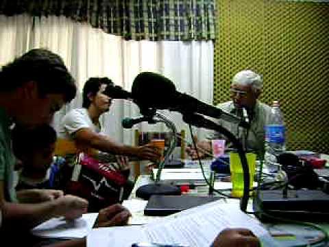 Radio Asunción 1250 a. m. Presentación.
