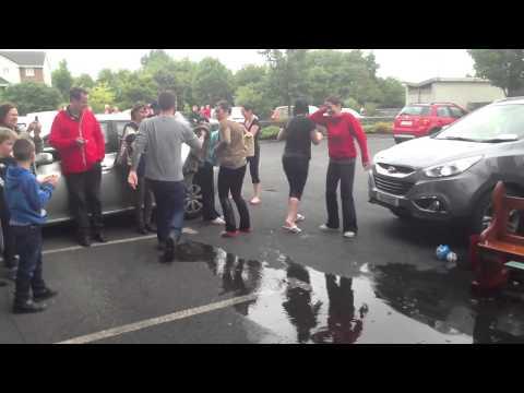Galway Bay FM Ice Bucket Challenge