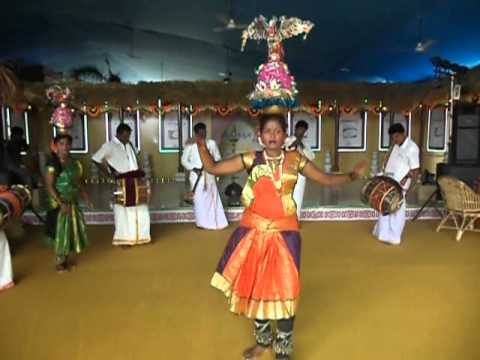 Karakattam & tamil folk music - Indian Cultural Centre