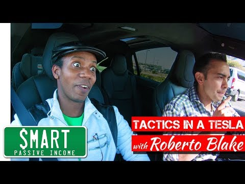How To Get More YouTube Views, Subs & Money 💰w/ Roberto Blake [Tactics in a Tesla]
