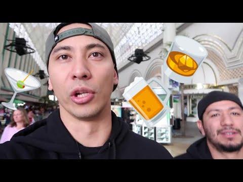 BUMMING BITCOIN BOOZING! : Las Vegas