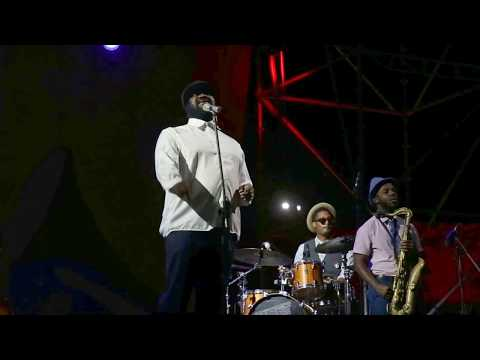 GREGORY PORTER  TAKE ME TO THE ALLEY Pomigliano Jazz 2017