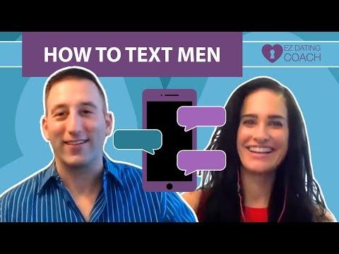 How To Text Men With Rachel Russo