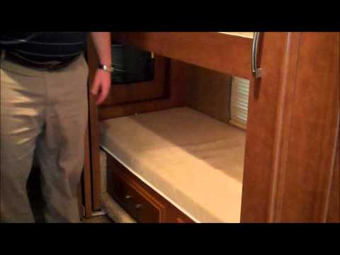 Thor Palazzo Review - Bunk House 33.3 Diesel Motorhome (Class A Diesel Pusher)