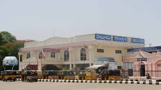 Indian Railways : NELLORE Railway Station (South Central Railway)