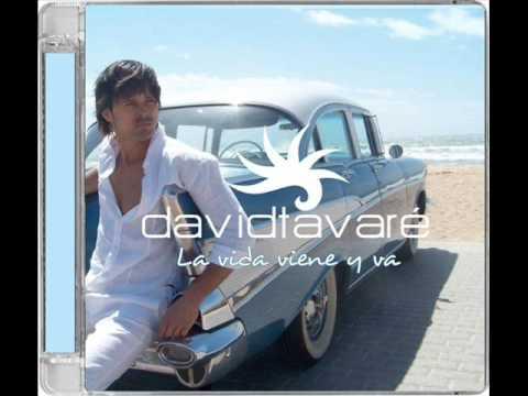 David Tavare Solo Tu