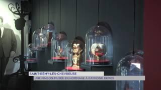 St-Rémy-lès-Chevreuse : une maison-musée en hommage à Raymond Devos