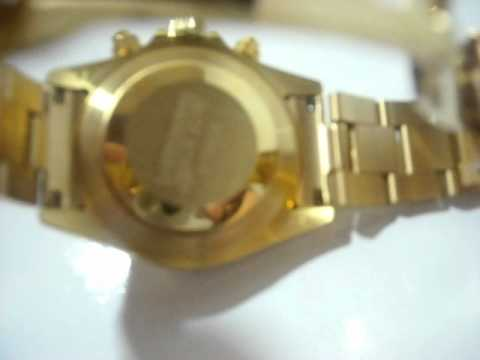 98515ca7f ROLEX DAYTONA 1992 - YouTube