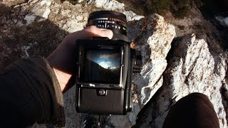 Photo Adventure - Shooting Film in the Rocky Mountains [Episode 10]