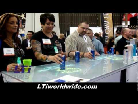 LBar | Interactive Bar | Las Vegas, Nevada |  NCB Show USA
