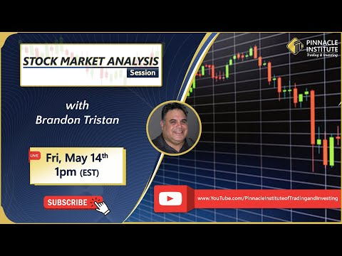Stock Market Analysis Session with Brandon Tristan: May 14th, 2021