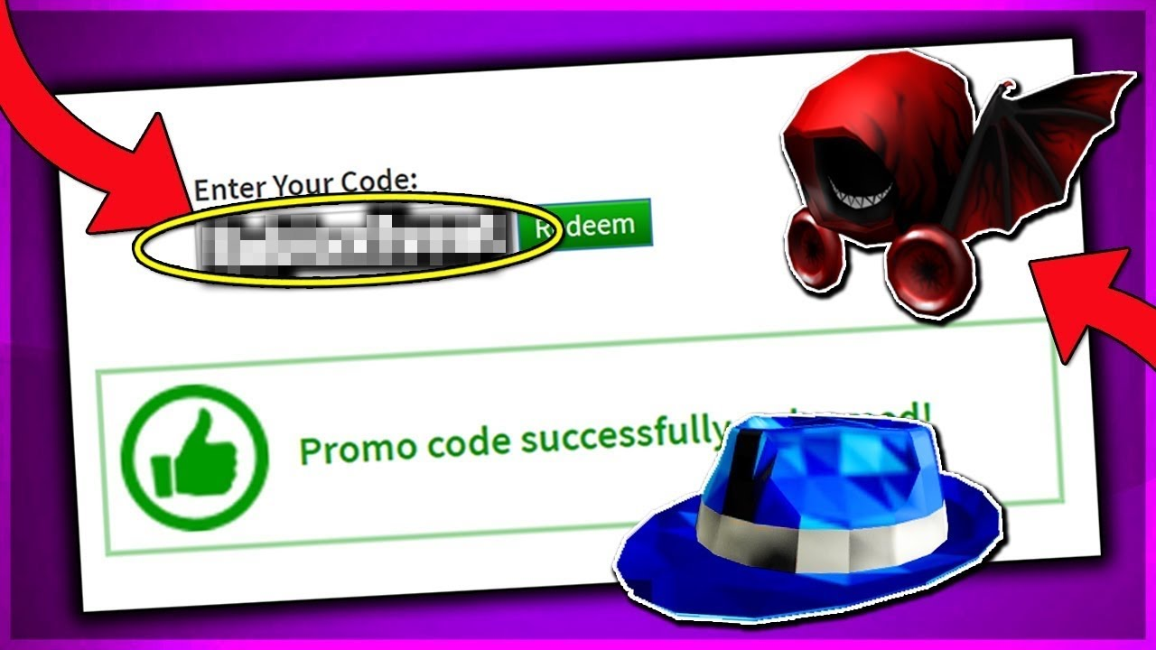 ROBLOX PROMO CODES 2019 *ACTUALLY WORKS* - YouTube on Promo Code Roblox id=82827