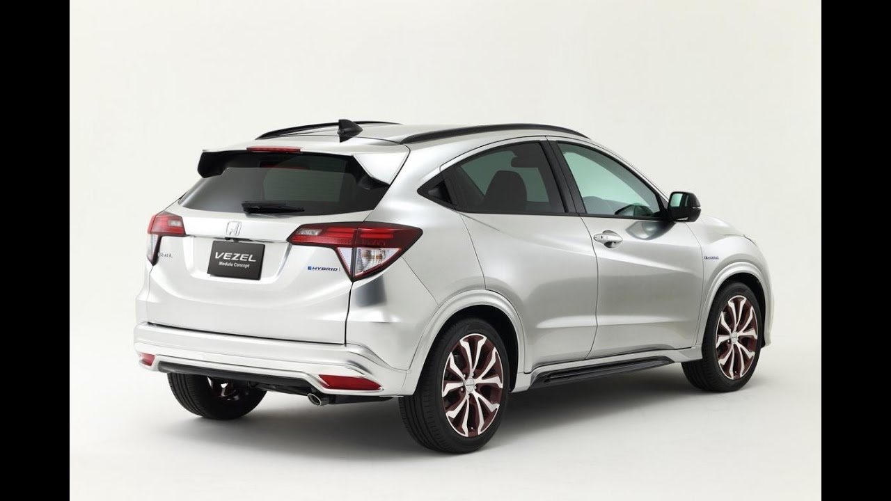 Honda Vezel Expected Launch In India By September 2017 Price 10 Lakhs