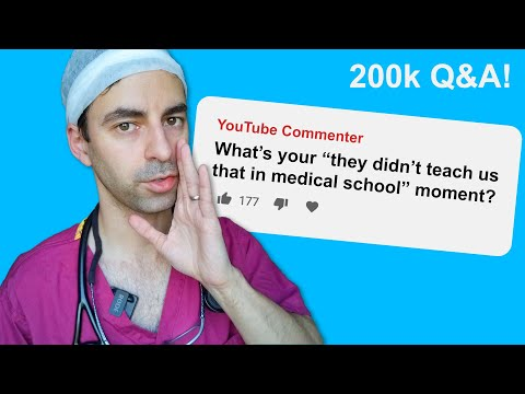 Unhelpful Doctor Answers Your Questions for 30 Straight Minutes   200k Q&A
