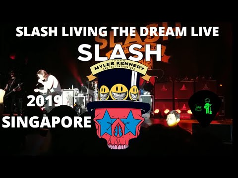 Slash Ft Myles Kennedy & The Conspirators - Shadow Life & Anastasia Live In Singapore 2019 Mp3